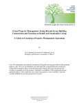 Pages from How to Green a Property Management Agreement - Memo Guide - For Public Circulation