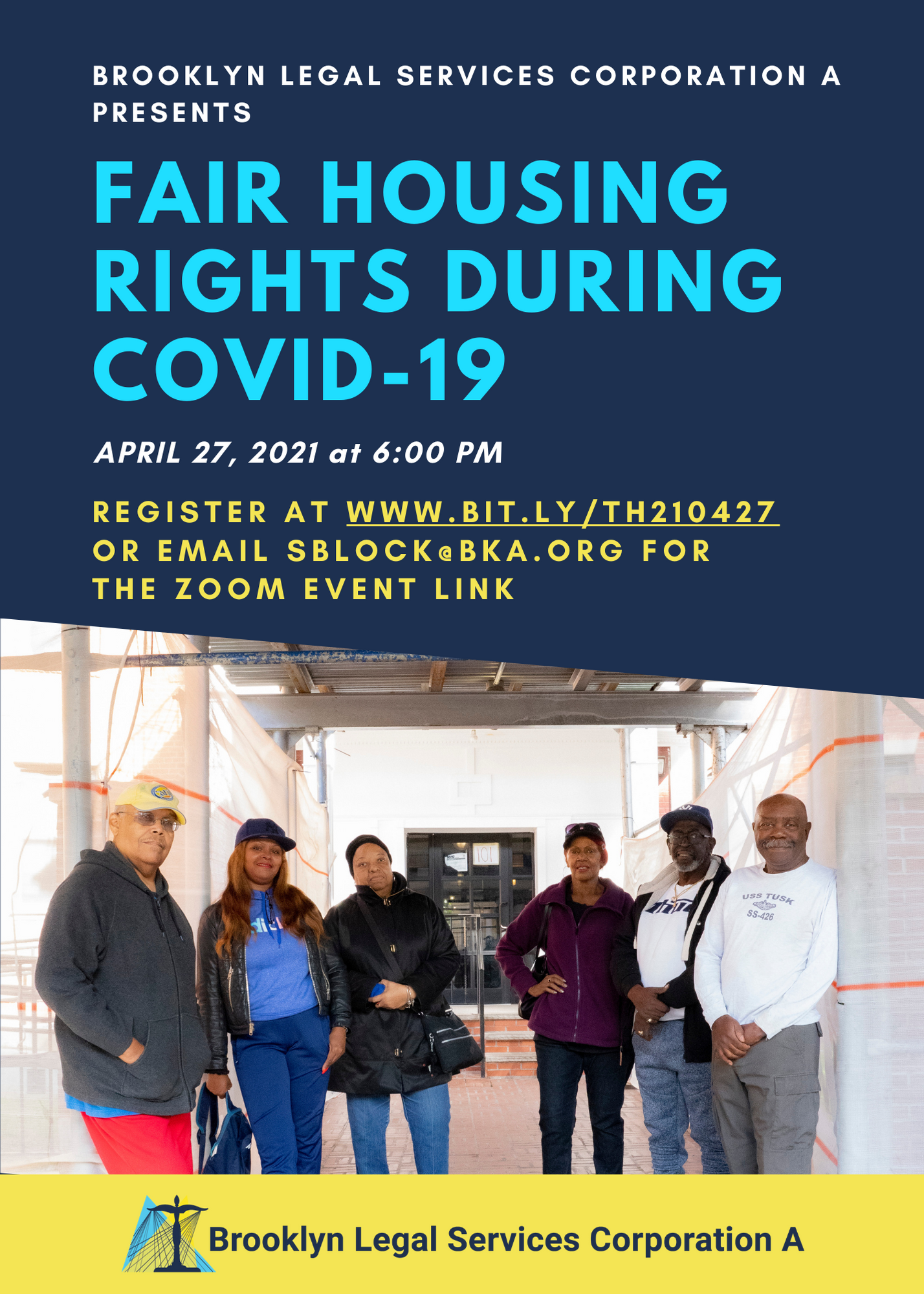 Fair Housing Rights During COVID-19 Town Hall